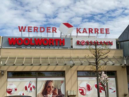 Einkaufszentrum Werder-Karree in Bremen-Habenhausen, Bremen Obervieland