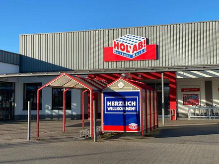 Hol' ab Getränkemarkt in Bremen (Arsterdamm)