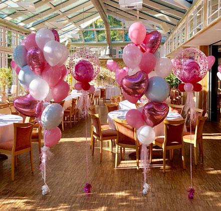 Heliumballons und Ballonsträuße von Lubaliba in Bremen-Kattenesch