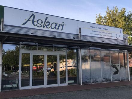 Askari Angelsport Fachmarkt in Bremen-Habenhausen