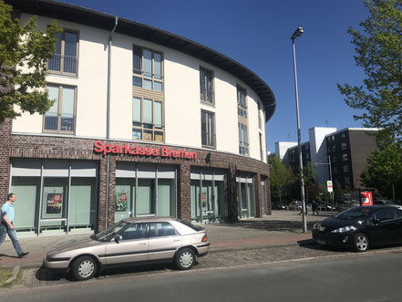 Sparkasse Bremen Filiale Bremen-Kattenturm, Alfred-Faust-Str. 21
