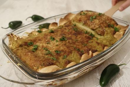 Enchiladas Rezept mit Chili