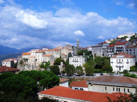 Die Stadt Sartène