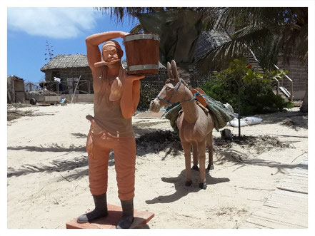 Kapverden, Cabo Verde, Rabil, Töpferei, Boa Vista, Boa Vista Tours
