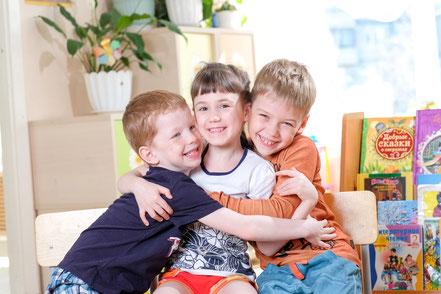 Фотосъемка в детском саду и школе