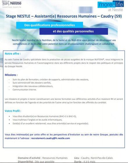 offres d u0026 39 emploi et de stage