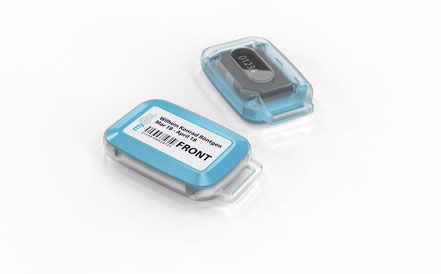 BeO OSL dosimeter Hp(10) Hp(0.07) IEC-62387