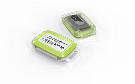 BeO OSL dosimeter Hp(0.07) Hp(10)
