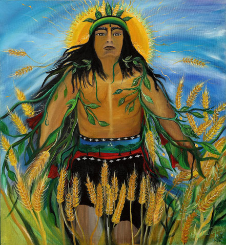 Tukukan, ceremonias de la siembra, dios agricultura, tammuz, osiris