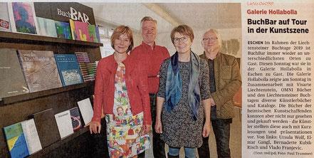 Liechtensteiner Volksblatt 6.5.2019