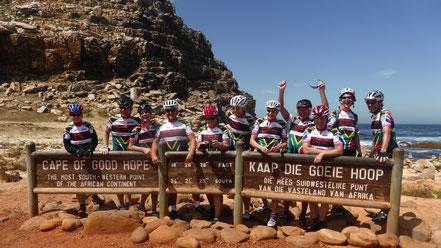 Radreise Kapstadt - Gruppenreise per Rennrad in der Kapregion mit Teilnahme an der Cape Town Cycle Tour