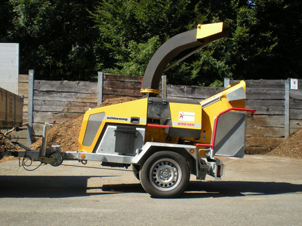 Radhacker, Henzelmann Baumpflege