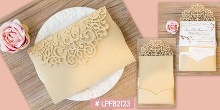 Lasercut Pocketfold Karte #LPFC2123