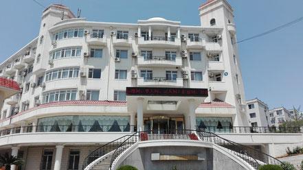 中国大連 遼寧師範大学学生寮5号楼