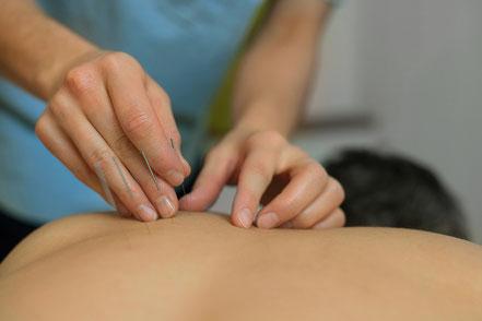 Corin Koster Akupunktur Behandlung Gais