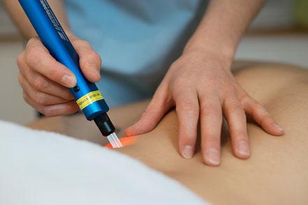 Corin Koster Laser-Akupunktur / Laser-Behandlung Gais