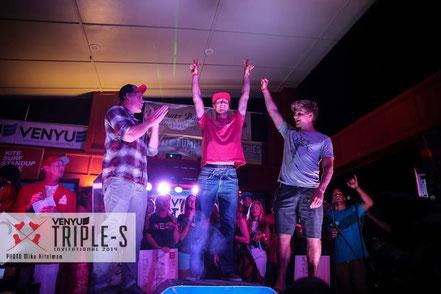 Triple-S 2014 | 3rd Place Slicks