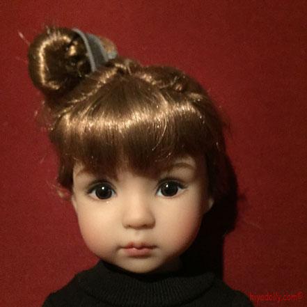 Dianna Effner Little Darling Maggie, Geri Uribe's Abigail