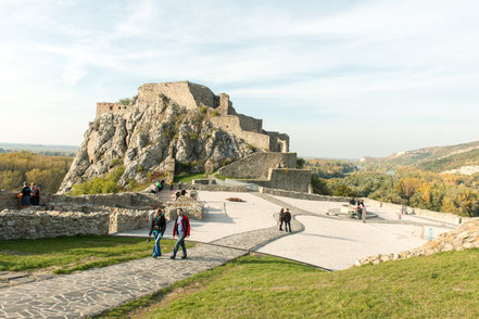 Bratislava top things to do - Devin Castle