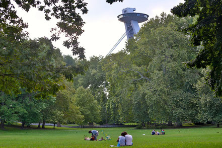 Bratislava top things to do - UFO Tower - Copyright ©VisitBratislava