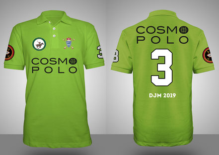 Team Cosmo Polo HCP +4