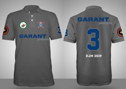 Team Garant protects  HCP -2