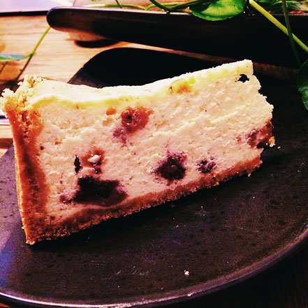 07 | American Style: Chocolate Chip Cheesecake