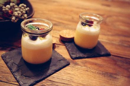 01 | Mango-Kokos-Mousse-Genuss im Gläschen