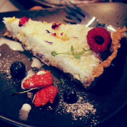 10 | Cremige Kokostarte - vegan & lecker