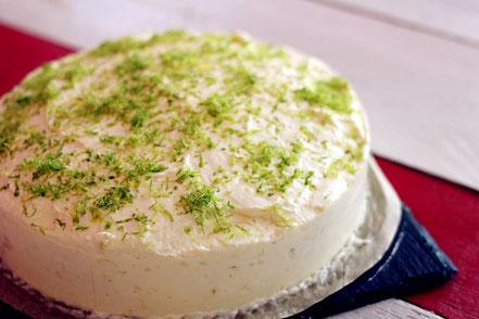 08 | Erfrischend-Sommerlicher Limette-Mascarpone-Kuchen