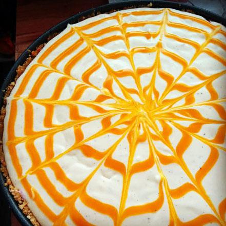 08 | Himbeer-Mango-Cheesecake NY-Style