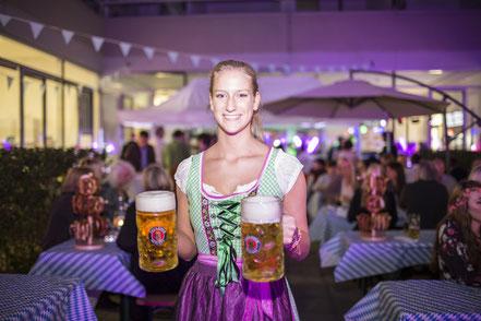 Oktoberfest Dirndl Weissbier
