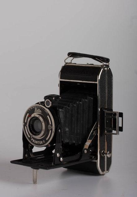 Welta Symbol, 6x9 cm, Wlatr anastigmat 1:6,3/105mm in Prontor