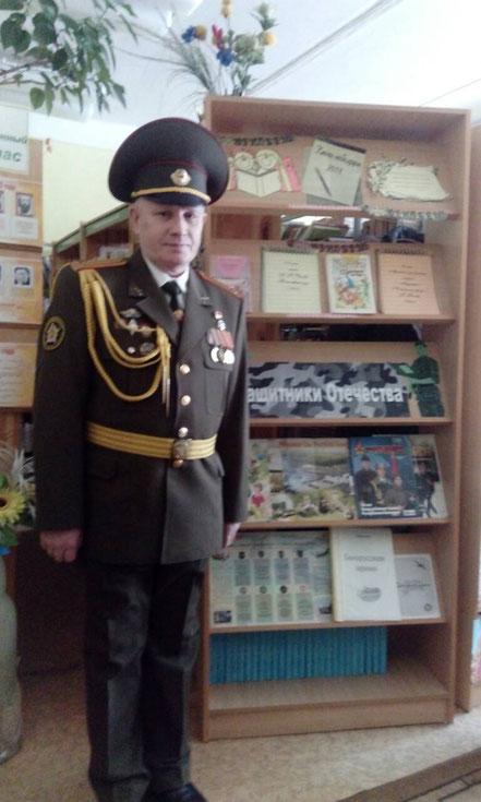 Преподаватель Допризывной подготовки Казаков Игорь Владимирович