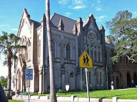 Trinity Episcopal Church, Galveston