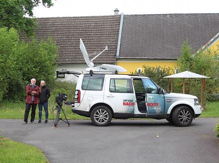 Servus TV bei OLEANDER HAUS