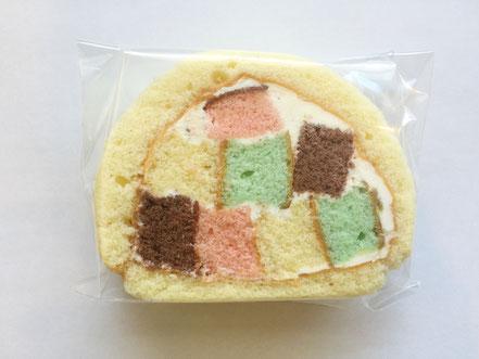Rainbow Roll (Slice)