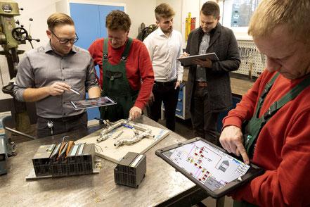 Industriekauffrau, Industriekaufmann, Ausbildung