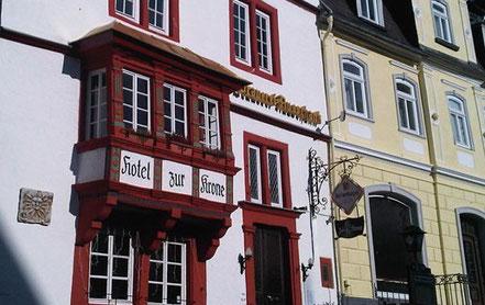 """Hachenburger Brauerei Ausschank """"Zur Krone"""""""