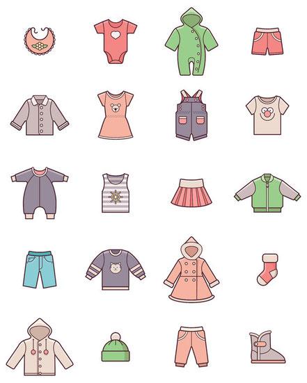 Kinderstoffe, Kinderkleidung nähen
