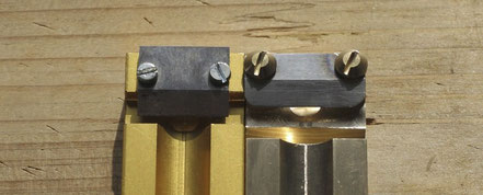 Links: Reeds 'n Stuff; Rechts: Kunibert Michel