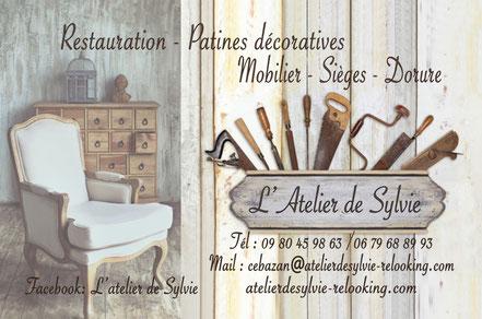 Http Www Atelierdesylvie Relooking Com Relooking Restauration