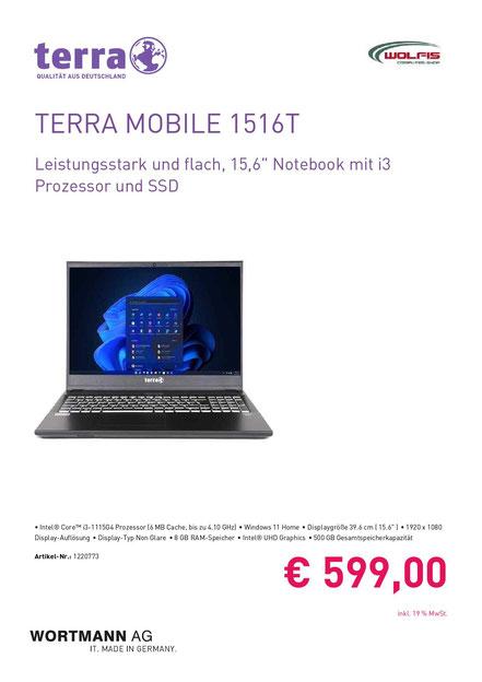 Laptop des Monats