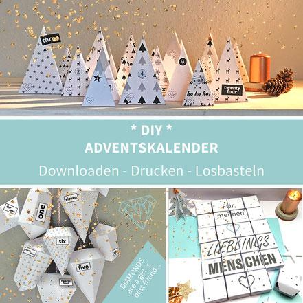 DIY Adventskalender, Adventskalender selber basteln, Adventskalender selber machen, Adventskalender zum füllen, Adventskalender für Männer, Adventskalender für Erwachsene