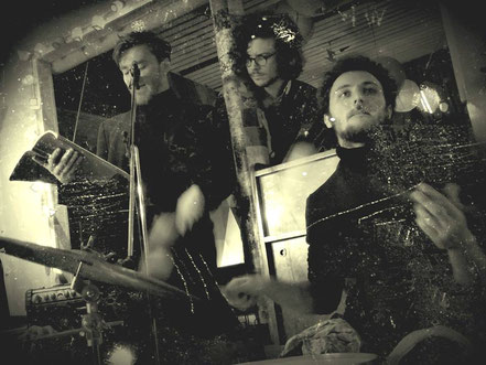 Baptiste Thiébault Quartet : Victor Aubert, Gabriel Boyault, Léo Jassef