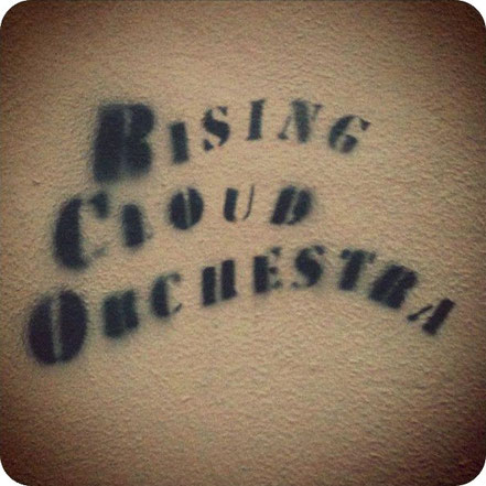 Rising Cloud Orchestra : Jean Barisien, Antoine Beux, Guillaume Laprade, Alexandre DuClosel