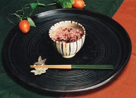 黒米入り雑穀米