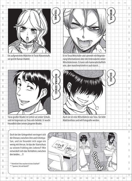 Ichimiya-san, wie nur ich sie kenne © Panini