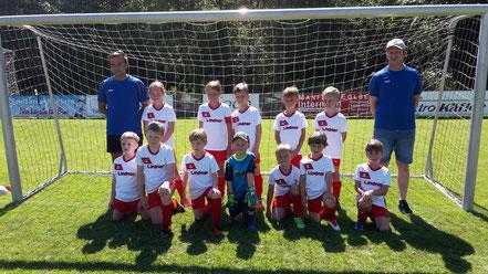 F-Jugend im Keiler Cup 2019