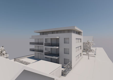 Neubau MFH / Geuenseestrasse, Sursee
